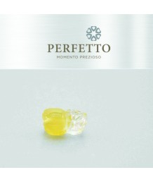 YELLOW CRYSTAL RUTILATED PIXIU